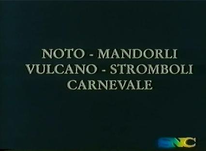 《诺托·杏花·火山·斯特龙博利·狂欢节》电影高清在线观看