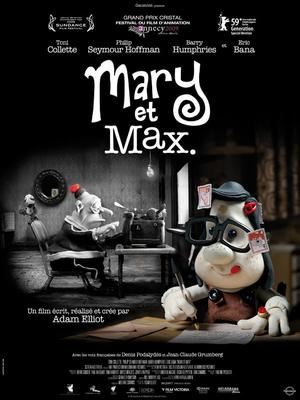 《玛丽和马克思》  高清在线观看_完整版迅雷下载