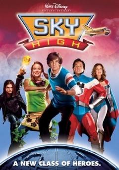 超人高校海报