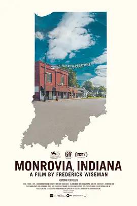 印第安纳的蒙罗维亚