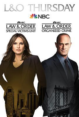 法律与秩序组织犯罪第二季