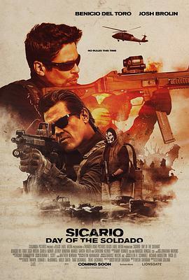 《边境杀手2:边境战士》电影高清在线观看