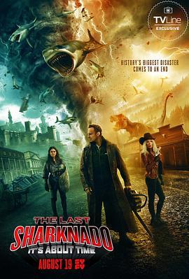 《鲨卷风6最后的鲨卷风》电影高清在线观看