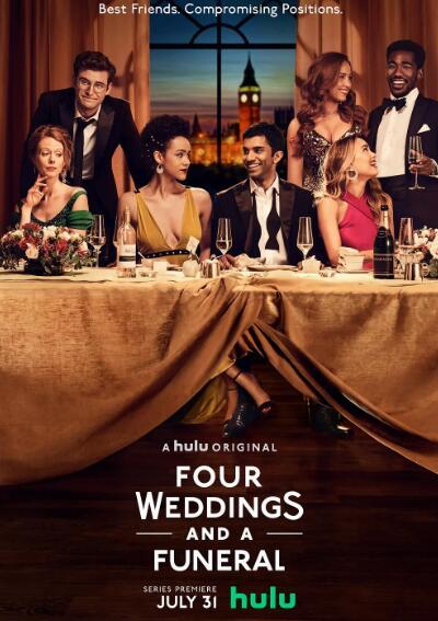 四个婚礼和一个葬礼第一季,高清在线播放