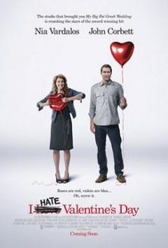我恨情人节海报