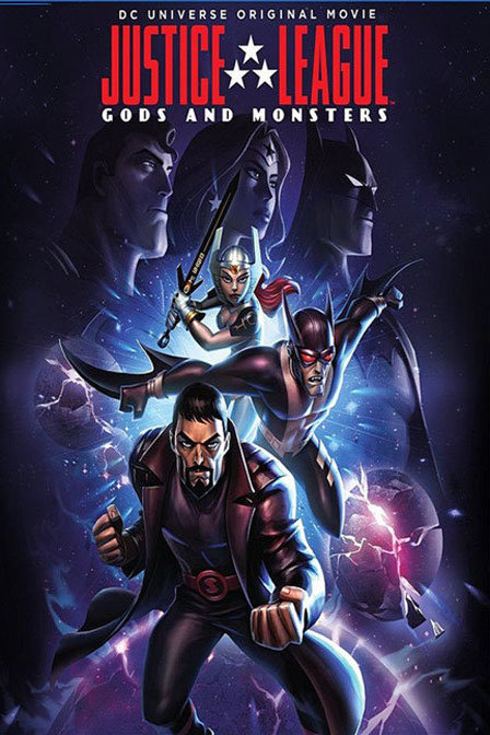 《正义联盟神魔之战》  高清在线观看_完整版迅雷下载