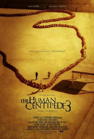 《人体蜈蚣3》  高清在线观看_完整版迅雷下载
