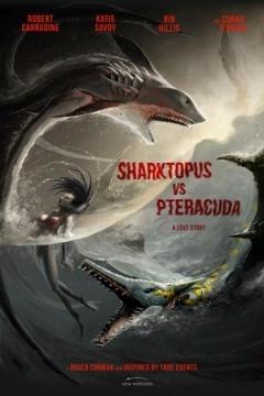 八爪狂鲨大战梭鱼翼龙,高清在线播放