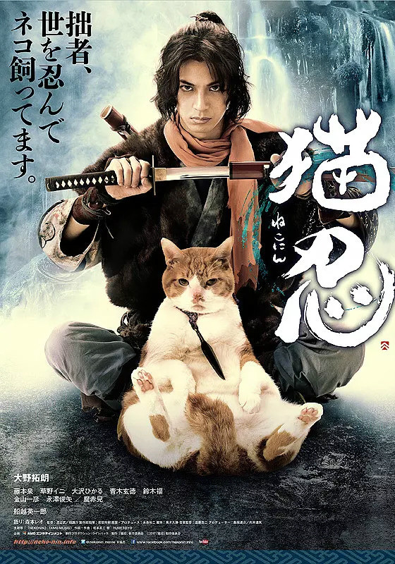 《猫忍》电影高清在线观看