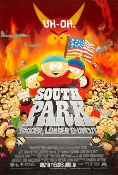 《南方公园 电影版》电影高清在线观看