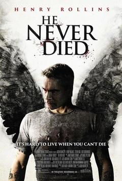《不死之身》  高清在线观看_完整版迅雷下载