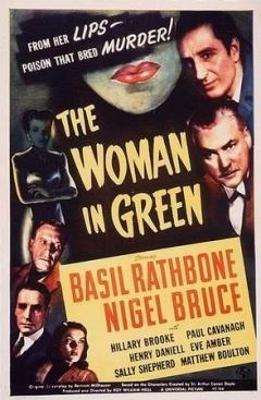 《福尔摩斯-绿衣女子》