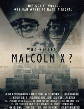 《谁杀死了马尔科姆X第一季》电影高清在线观看