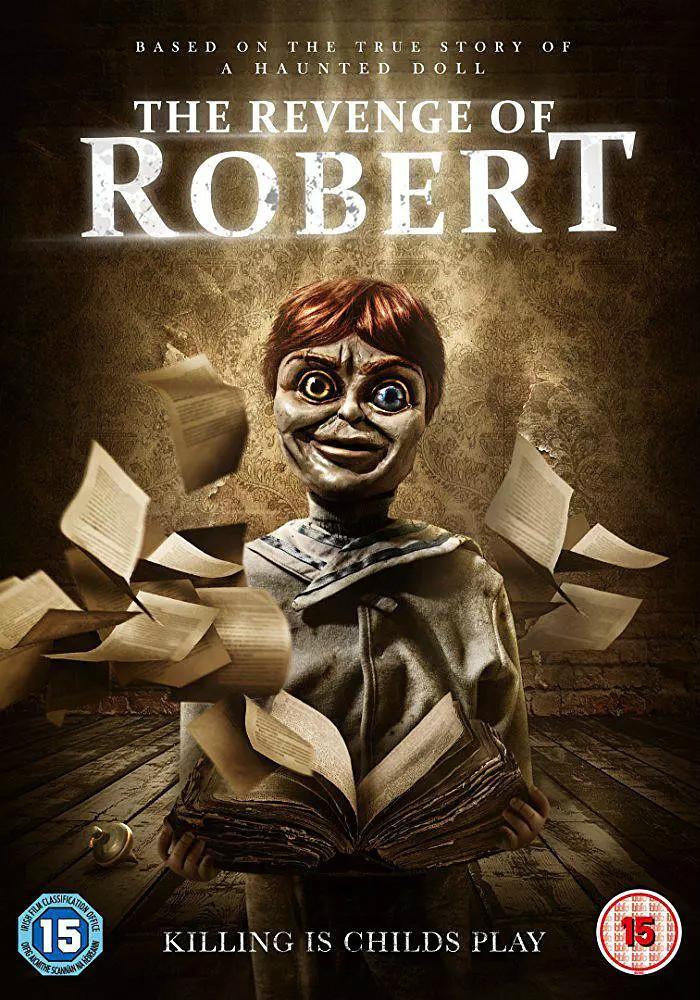 罗伯特玩偶的复仇