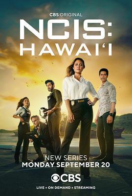 海军罪案调查处夏威夷第一季
