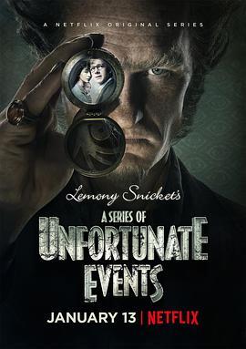 雷蒙·斯尼奇的不幸历险第一季高清海报