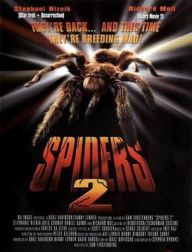 《蜘蛛灾2》  高清在线观看_完整版迅雷下载